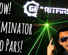 Eliminator Trio Par LED and Trio Par RG Review!