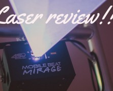 X-Laser Mobile Beat Mirage review!