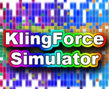 KlingForce Simulator