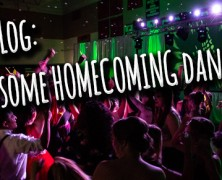 DJ GIG LOG: Another homecoming weekend!