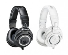 Audio Technica ATH-M50X studio-quality headphones!