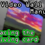 LED Walls – Replace Receiving Card