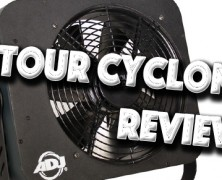 ADJ Entour Cyclone – Review!