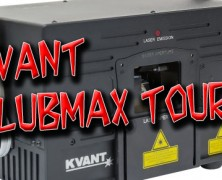 KVANT ClubMax Walkthrough