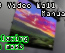 LED WALL – Replace Mask (Using Blizzard Iris R3)