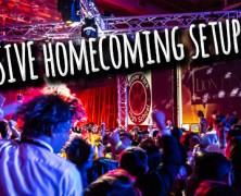 DJ GIG LOG: We did 12 homecomings in one weekend!