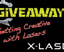 Creativity with Lasers ft. X-Laser